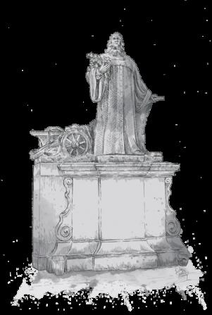 Tessedik szobor